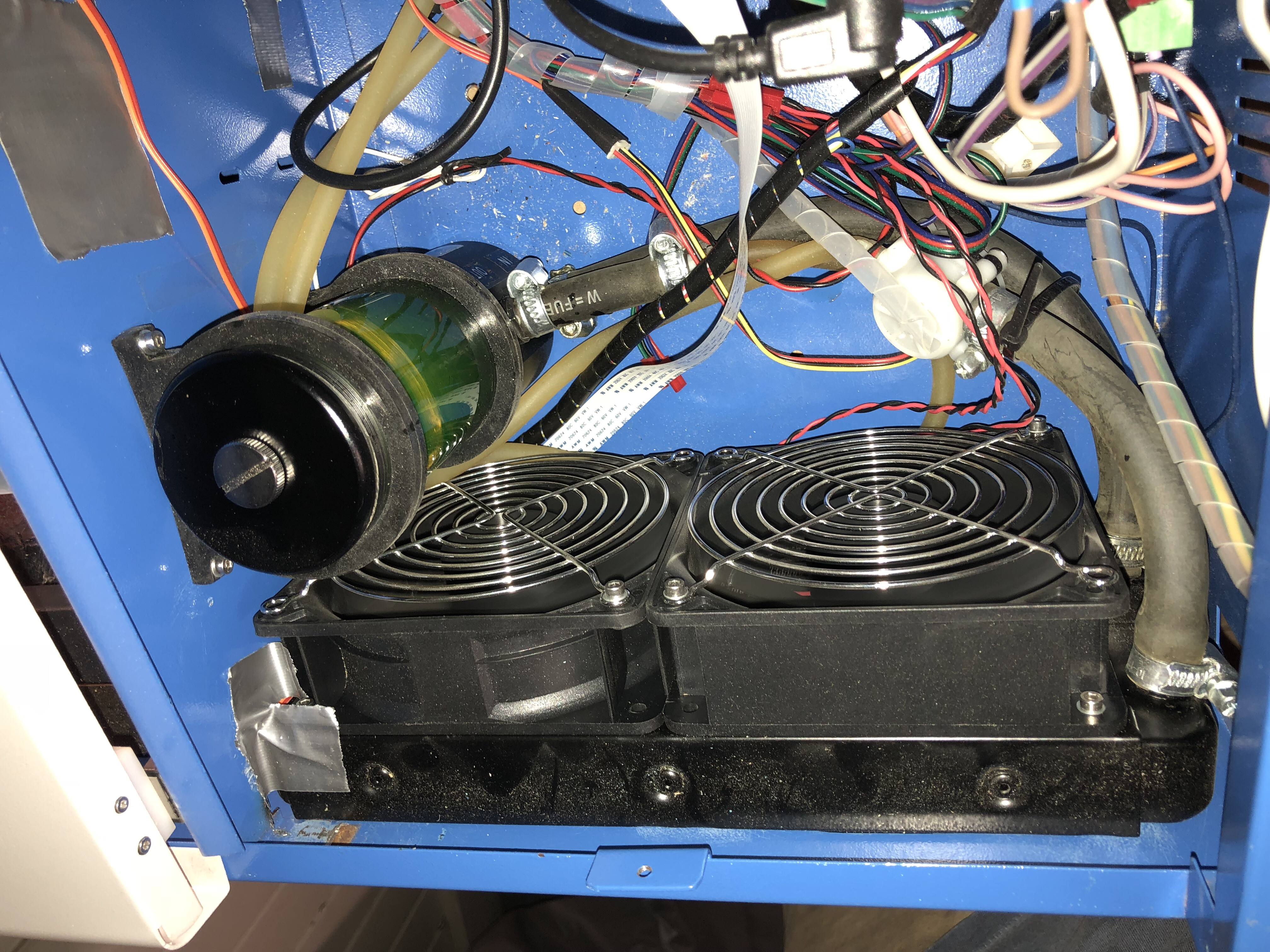 Chinese Laser Cutter K40 Upgrade – Simple Stuff Matters