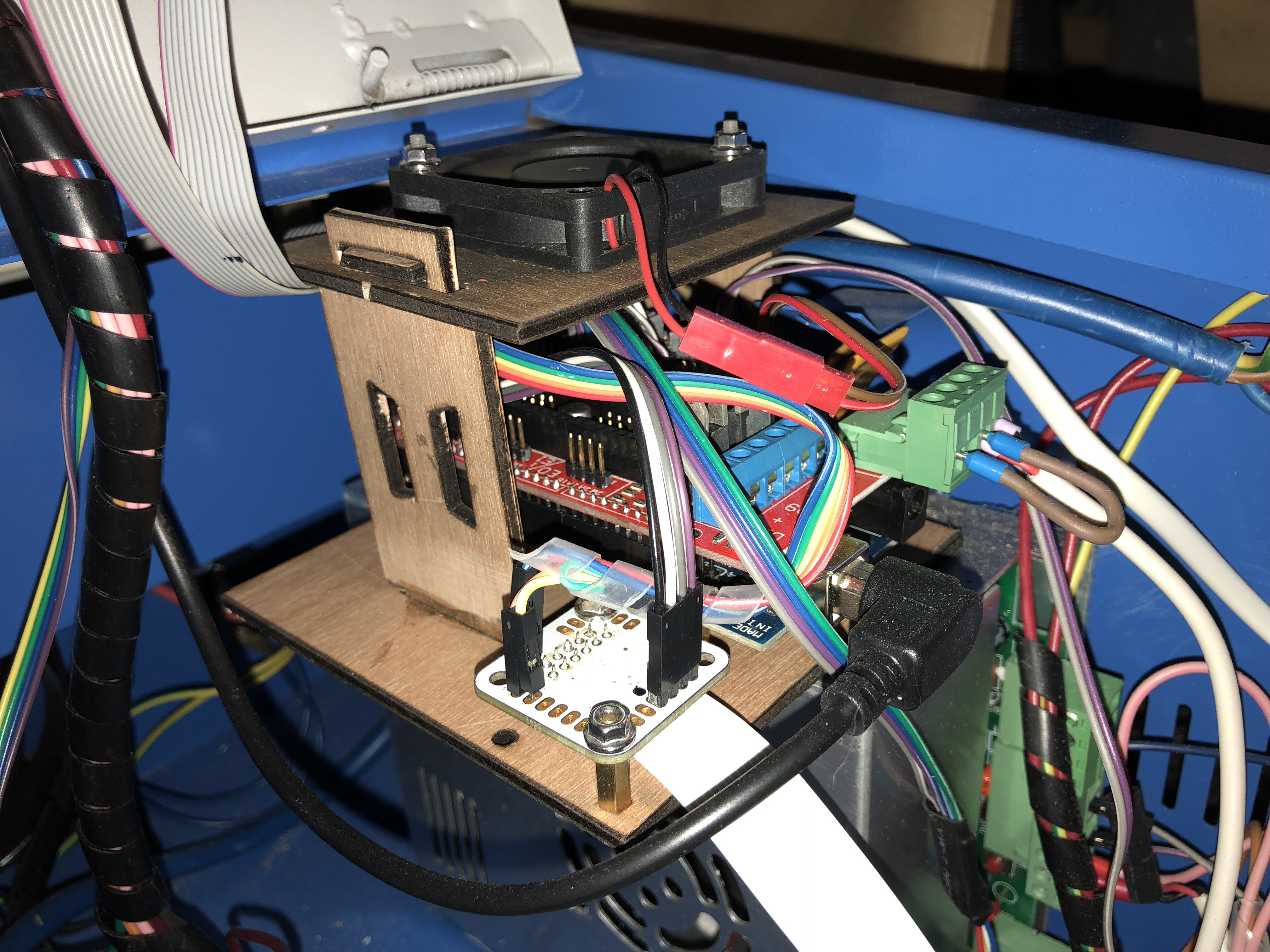 Chinese Laser Cutter K40 Upgrade – Simple Stuff Matters