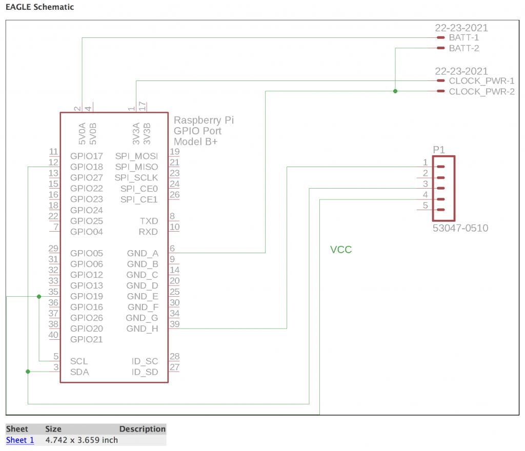 DGT-3000 Raspi Schematics